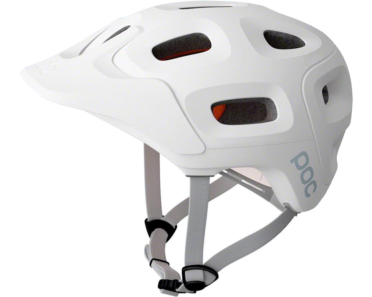 POC Trabec Helmet: Hydrogen White XL/2XL