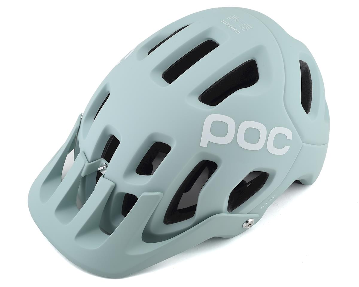 Image 1 for Poc Tectal Helmet (Apophyllite Green Matte) (XL/XXL)