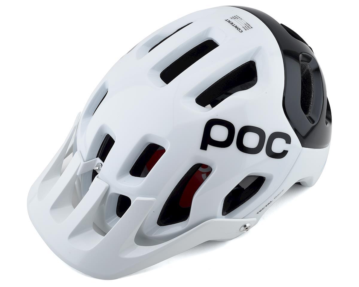 Poc Tectal Race SPIN Helmet (Hydrogen White/Uranium Black) (XS/S)