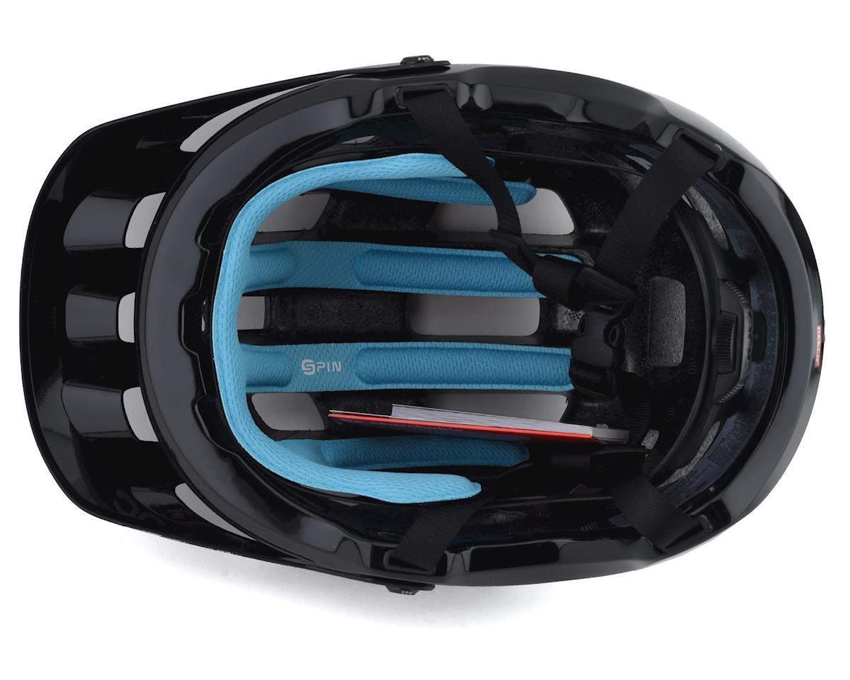 Poc Tectal Race SPIN Helmet (Uranium Black/Hydrogen White) (XL/XXL)