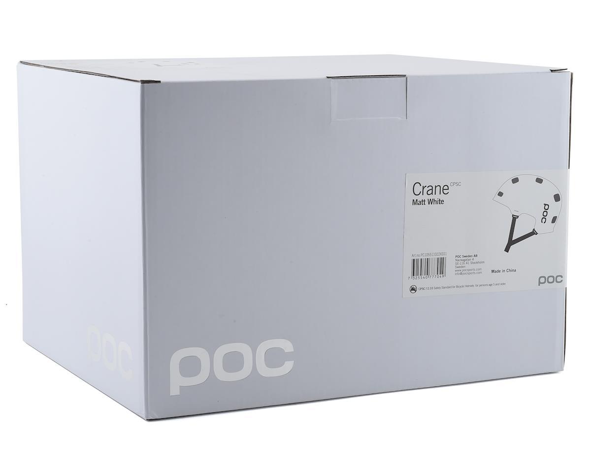 Image 4 for Poc Crane Helmet (Matt White) (M/L)
