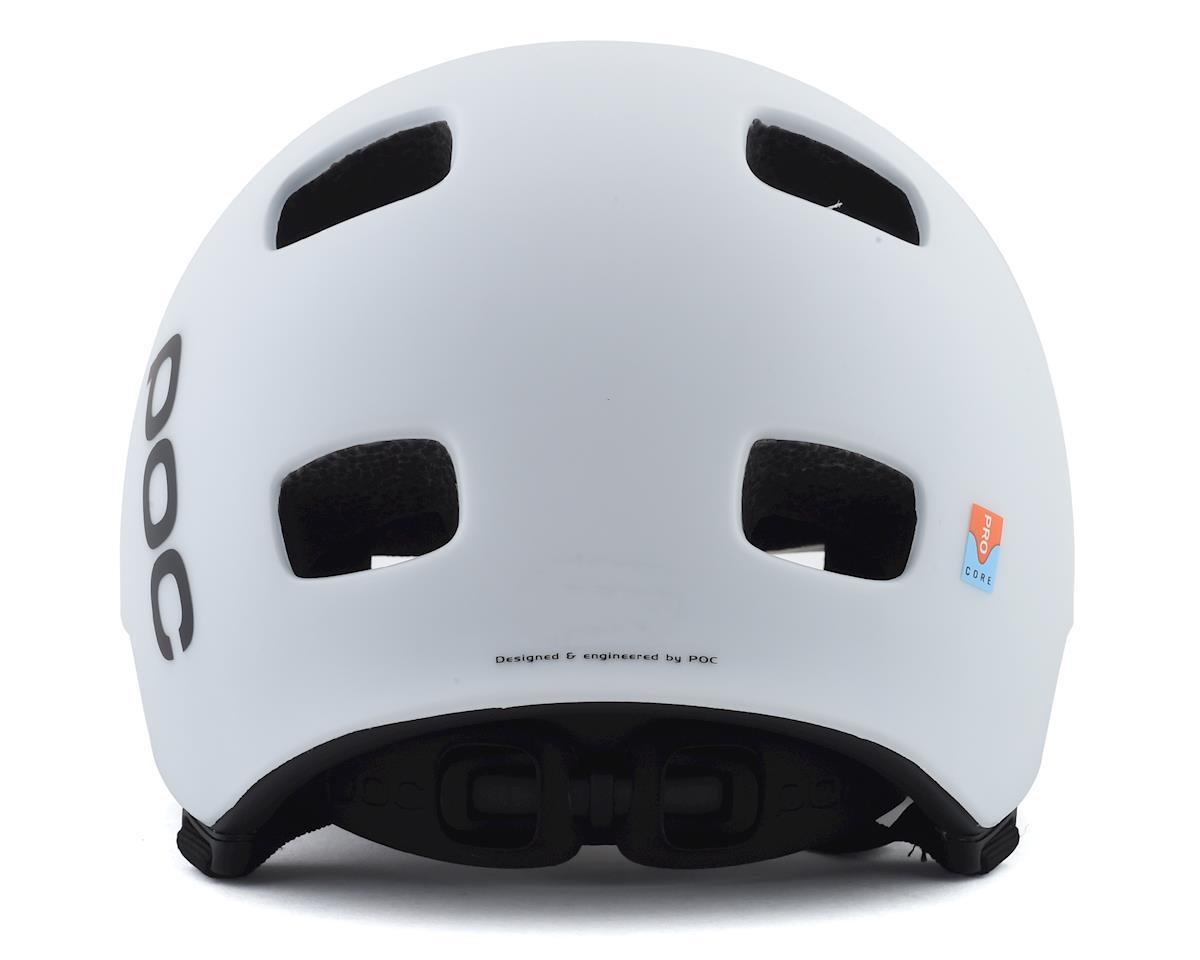 Image 2 for Poc Crane Helmet (Matt White) (XS/S)