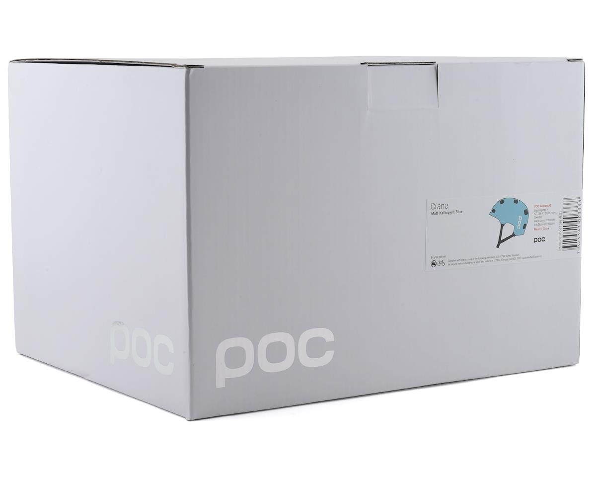 Image 4 for Poc Crane Helmet (CPSC) (Kalkopyrit Blue Matte) (M/L)