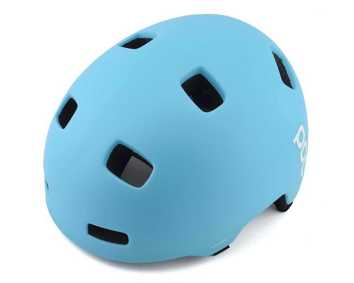 Image 1 for Poc Crane Helmet (CPSC) (Kalkopyrit Blue Matte) (XL/XXL)