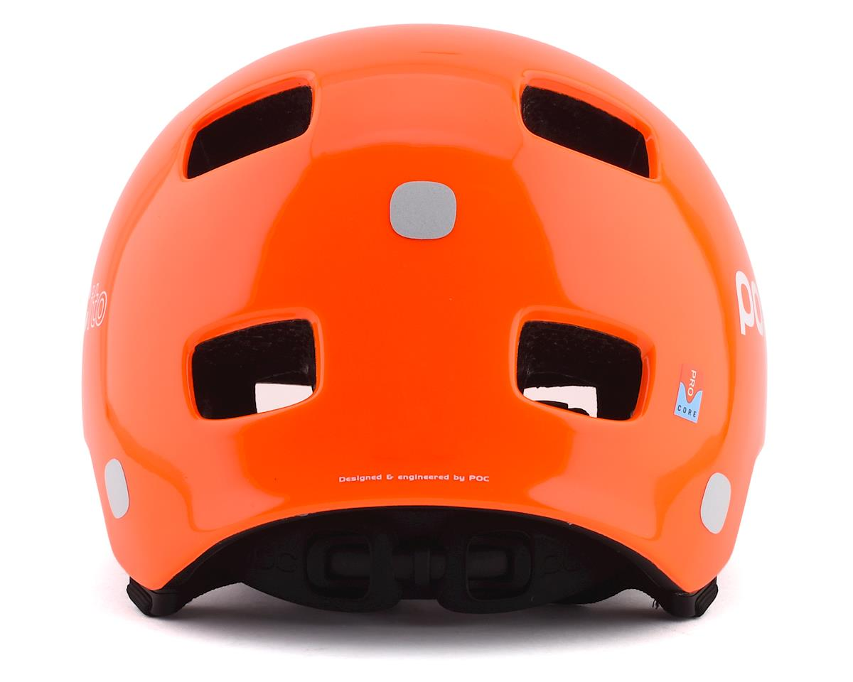 Image 2 for Poc POCito Crane Helmet (Pocito Orange) (M/L)