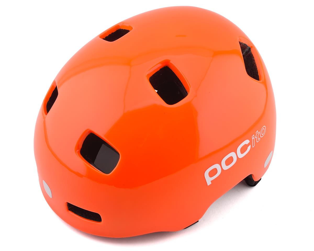 Image 1 for Poc POCito Crane Helmet (Pocito Orange) (XS/S)