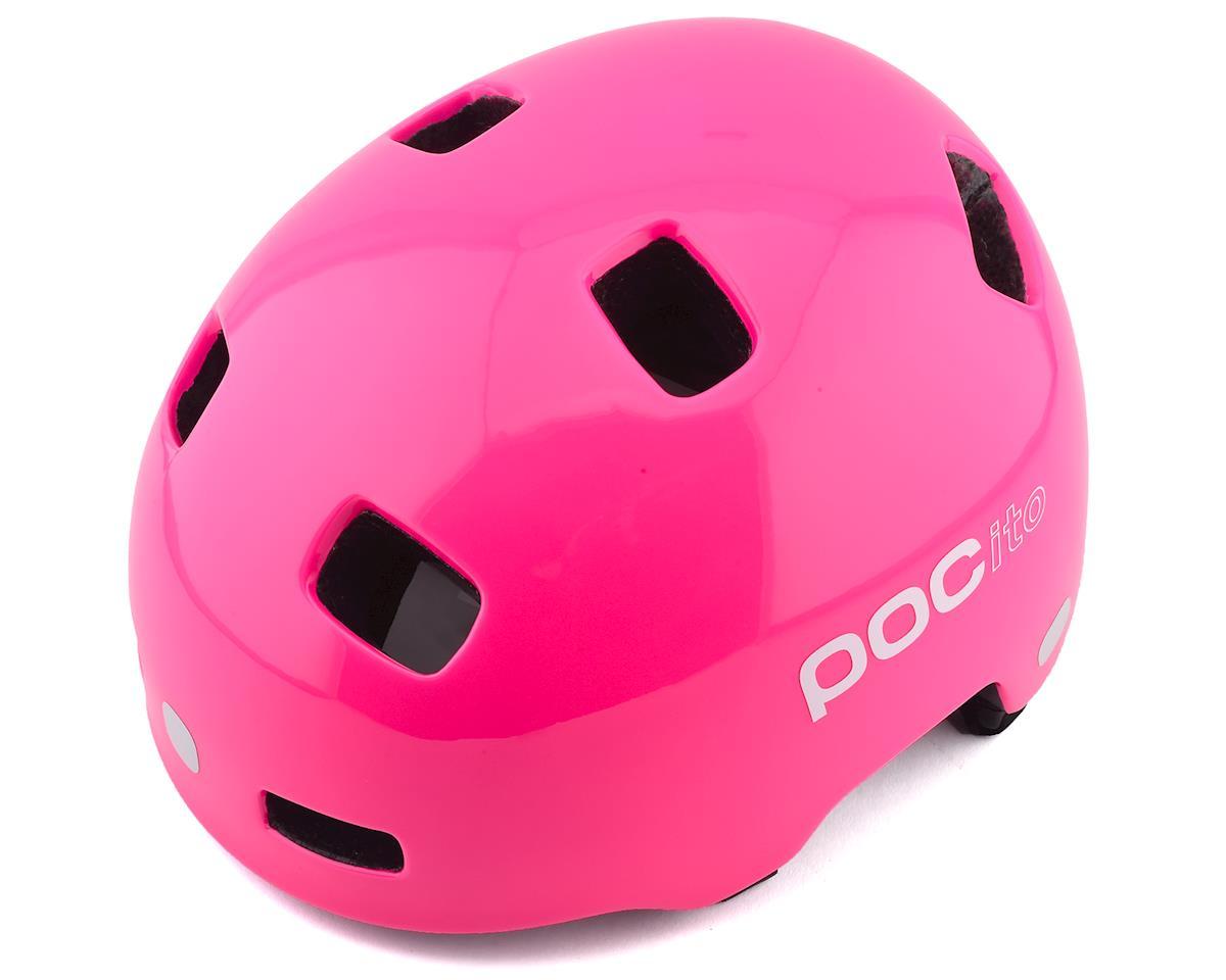 Poc POCito Crane Helmet (Fluorescent Pink)