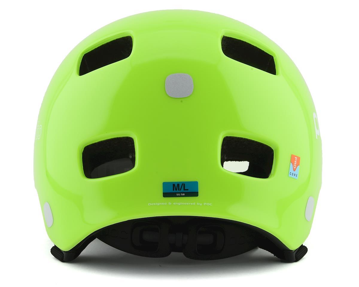 Image 2 for Poc POCito Crane (CPSC) (Fluorescent Yellow/Green) (M/L)