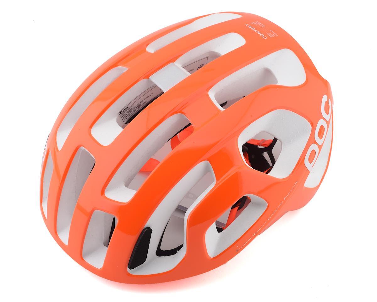 Image 1 for Poc Octal Helmet (CPSC) (Zink Orange AVIP) (S)