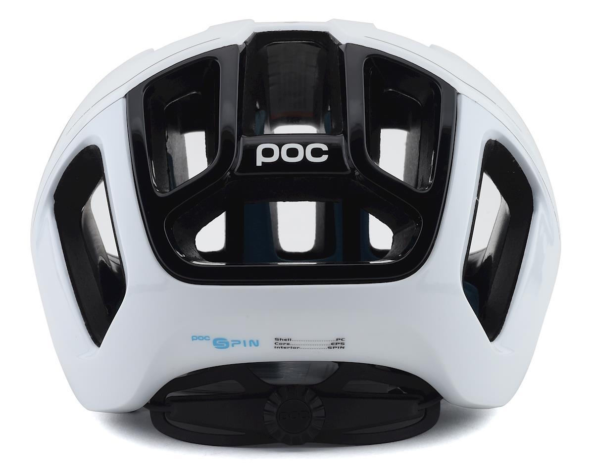 Poc Ventral SPIN Helmet (Hydrogen White Raceday) (L)