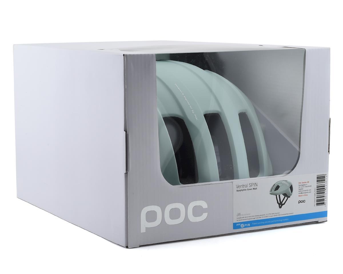 Poc Ventral SPIN Helmet (CPSC) (Apophyllite Green Matte) (S)