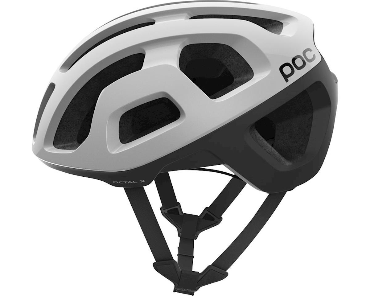 POC Octal X Helmet: Hydrogen White LG