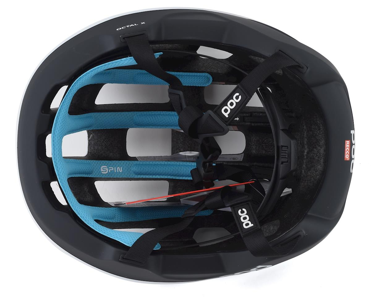 Poc Octal X SPIN Helmet (Hydrogen White) (CPSC) (M)