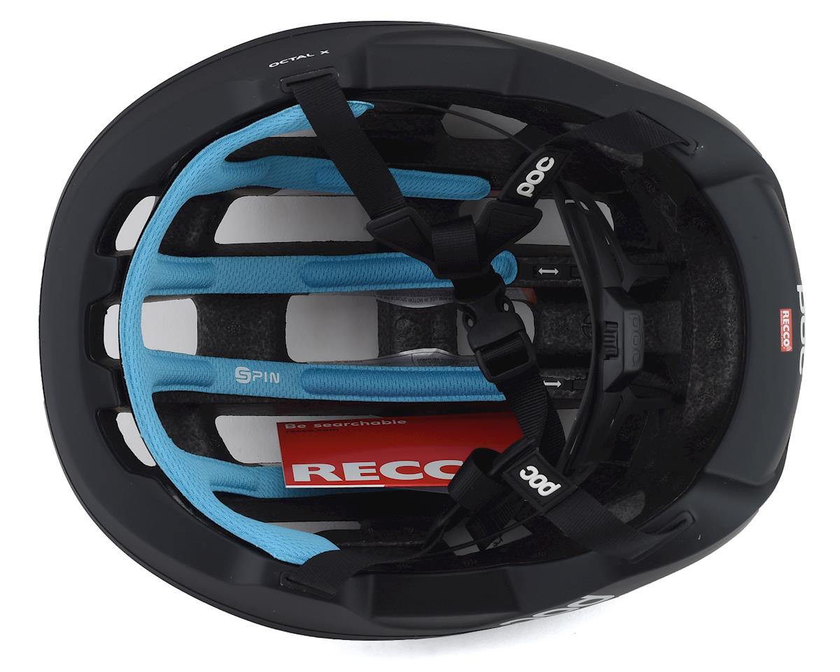 Poc Octal X Spin Helmet (Uranium Black) (L)