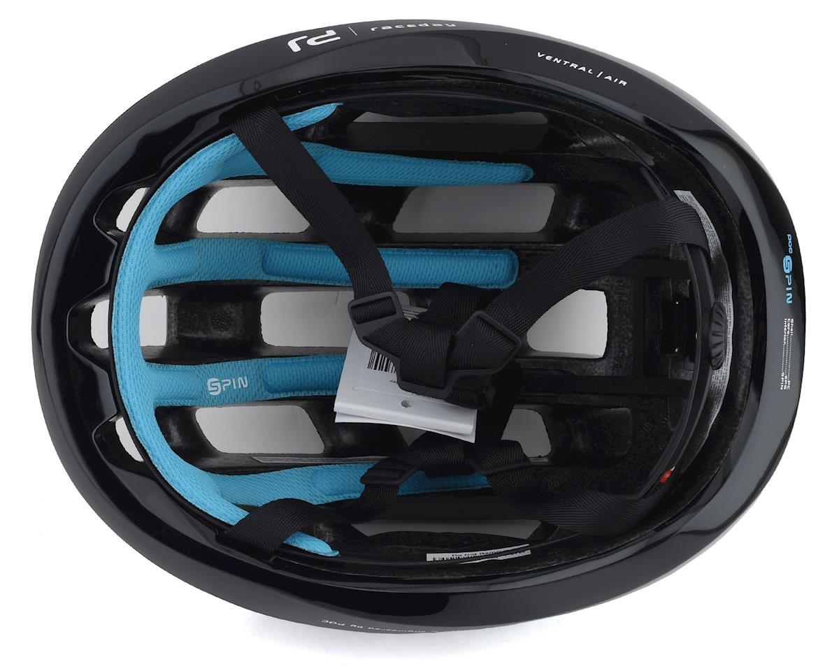 Image 3 for Poc Ventral Air SPIN Helmet (Uranium Black Raceday) (M)