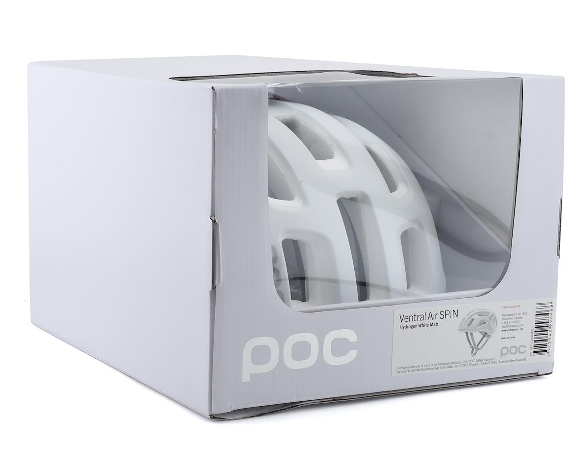 Poc Ventral Air SPIN Helmet (Hydrogen White Matt) (M)