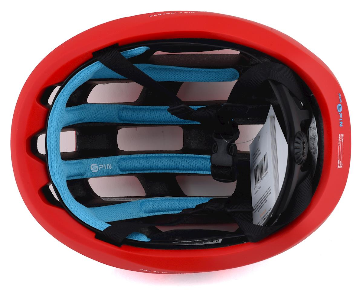 Image 3 for Poc Ventral Air SPIN Helmet (Prismane Red Matt) (L)
