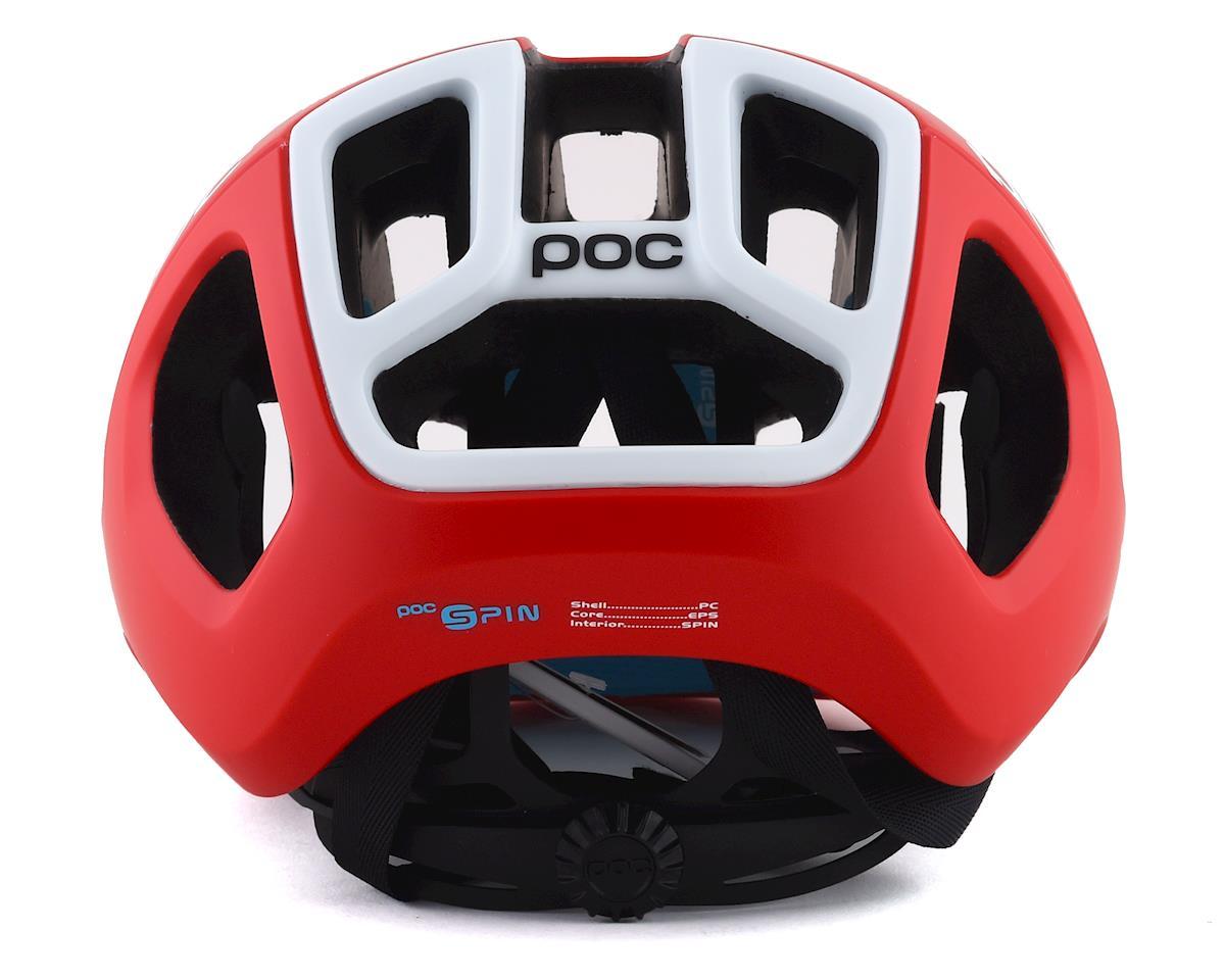Poc Ventral Air SPIN Helmet (Prismane Red Matt) (M)