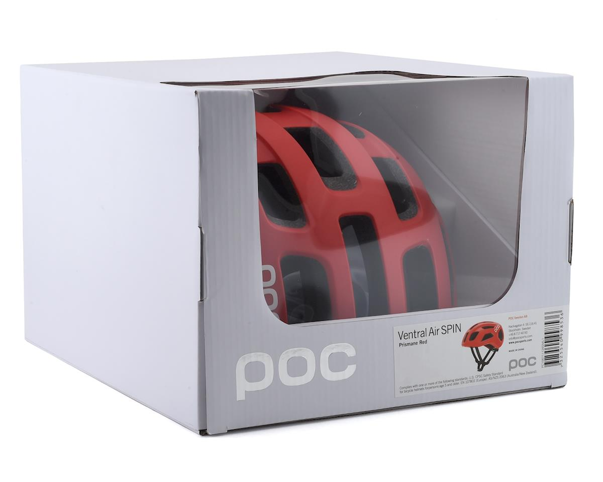 Image 4 for Poc Ventral Air SPIN Helmet (Prismane Red Matt) (S)