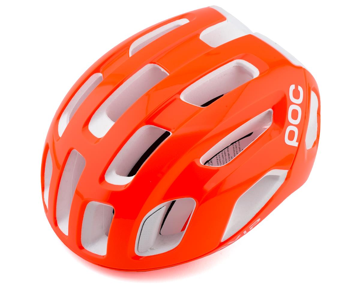 Image 1 for Poc Ventral Air SPIN Helmet (Zink Orange AVIP) (L)