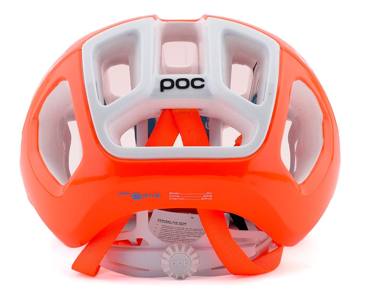 Poc Ventral Air SPIN Helmet (Zink Orange AVIP) (L)