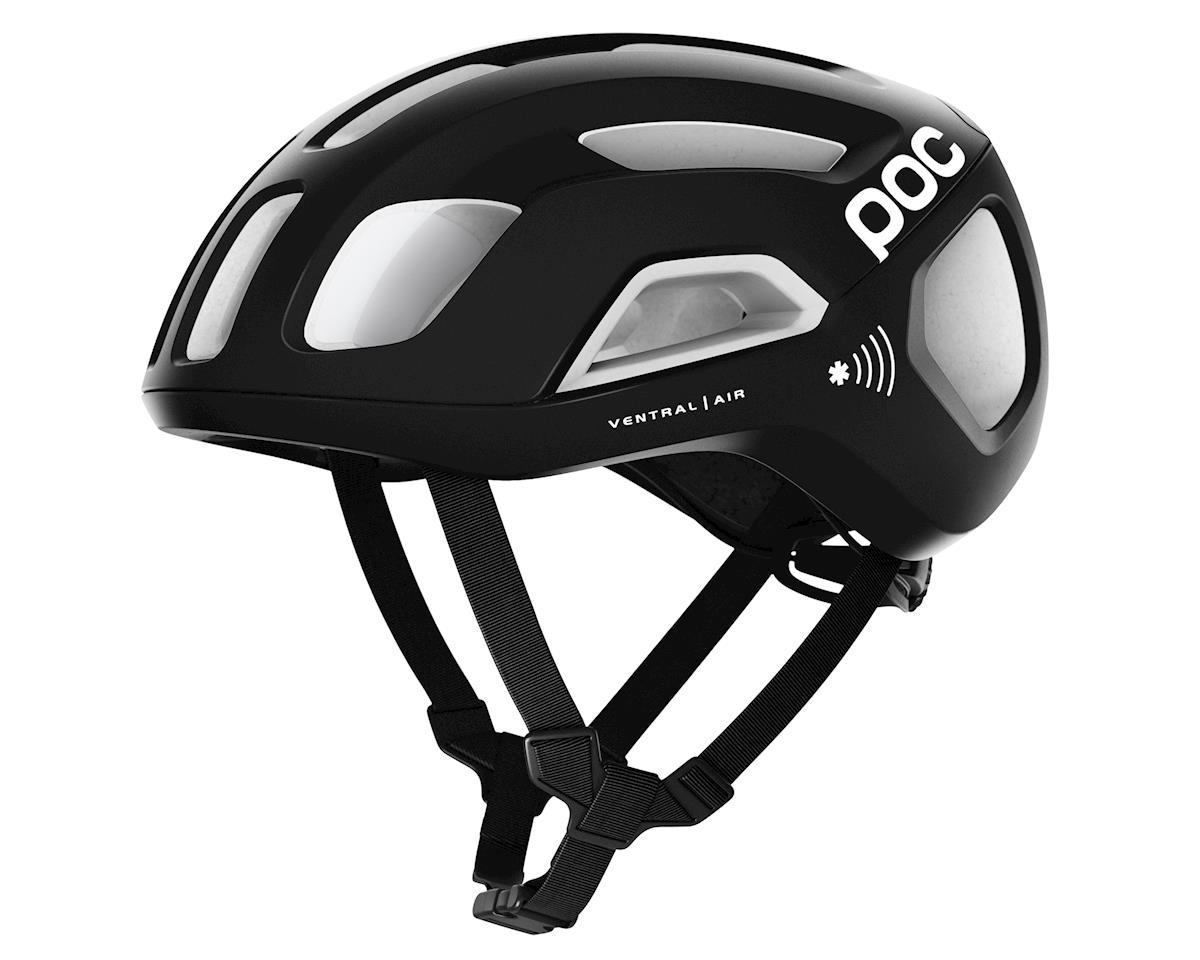 Poc Ventral Air SPIN NFC Helmet (CPSC) (Uranium Black/Hydrogen White) (S)