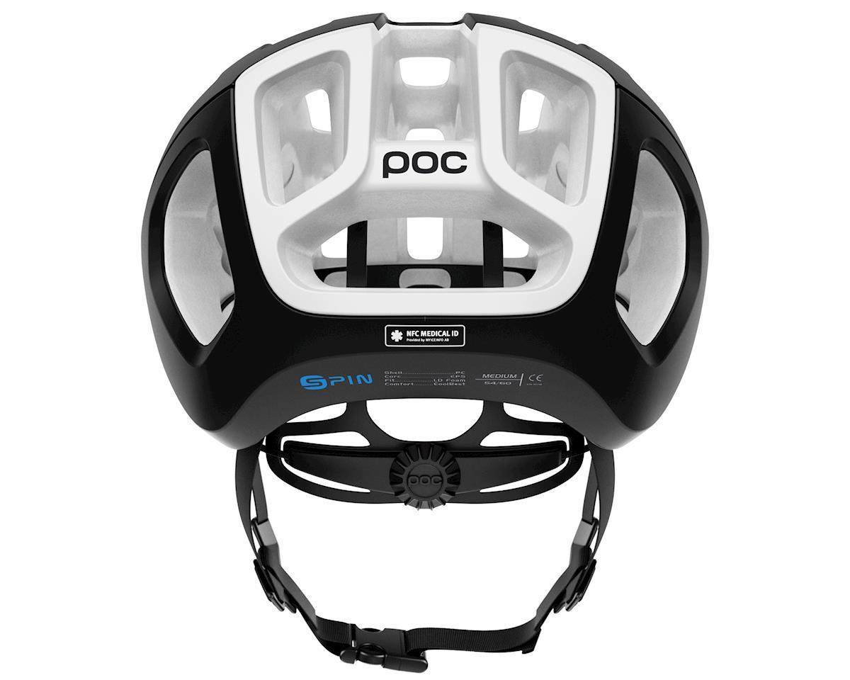 Image 2 for Poc Ventral Air SPIN NFC Helmet (CPSC) (Uranium Black/Hydrogen White) (S)