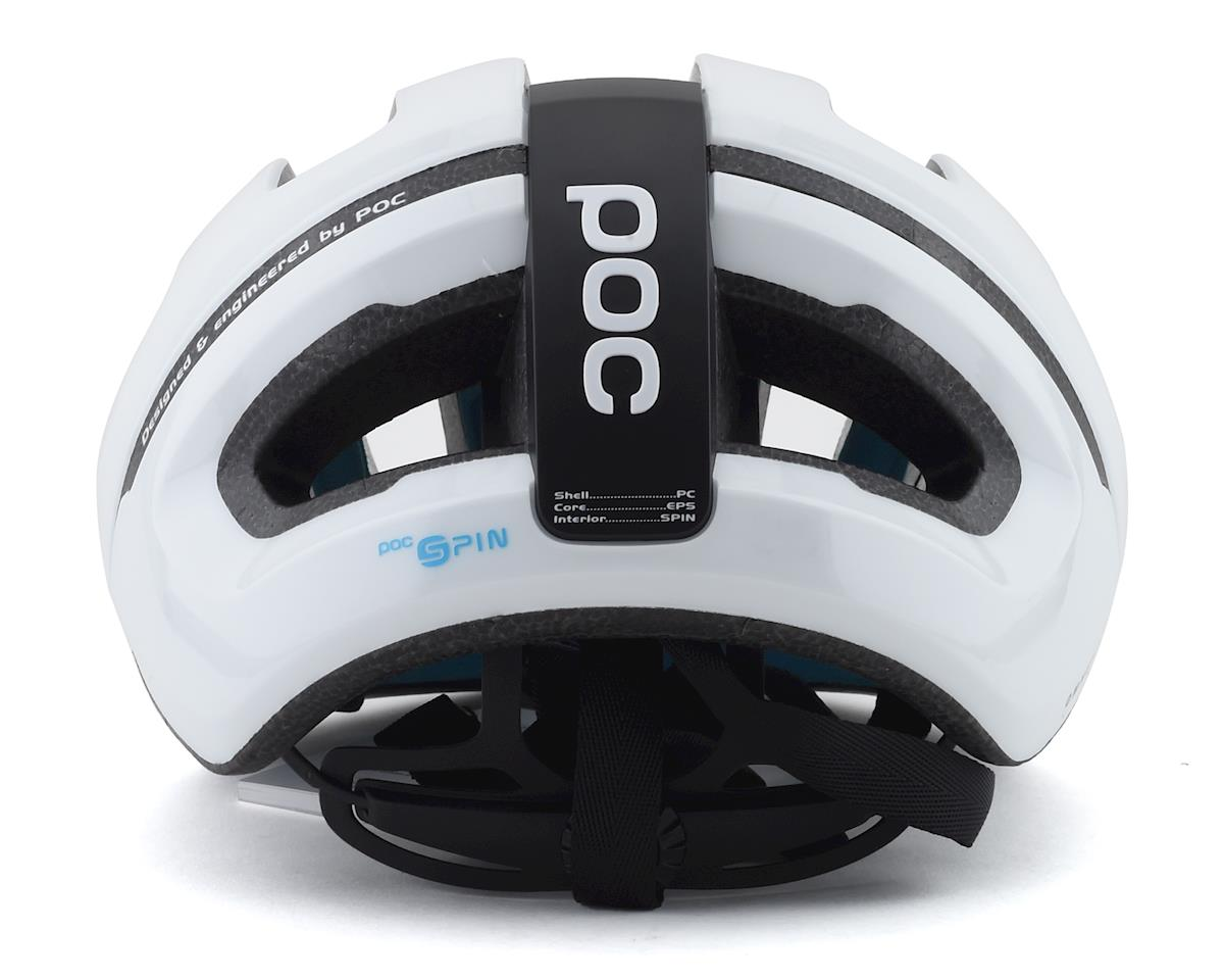 Image 2 for Poc Omne Air Spin Helmet (Hydrogen White) (L)