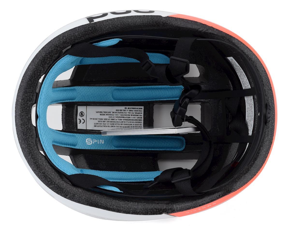 Image 3 for Poc Omne Air Spin Helmet (Zink Orange AVIP) (S)