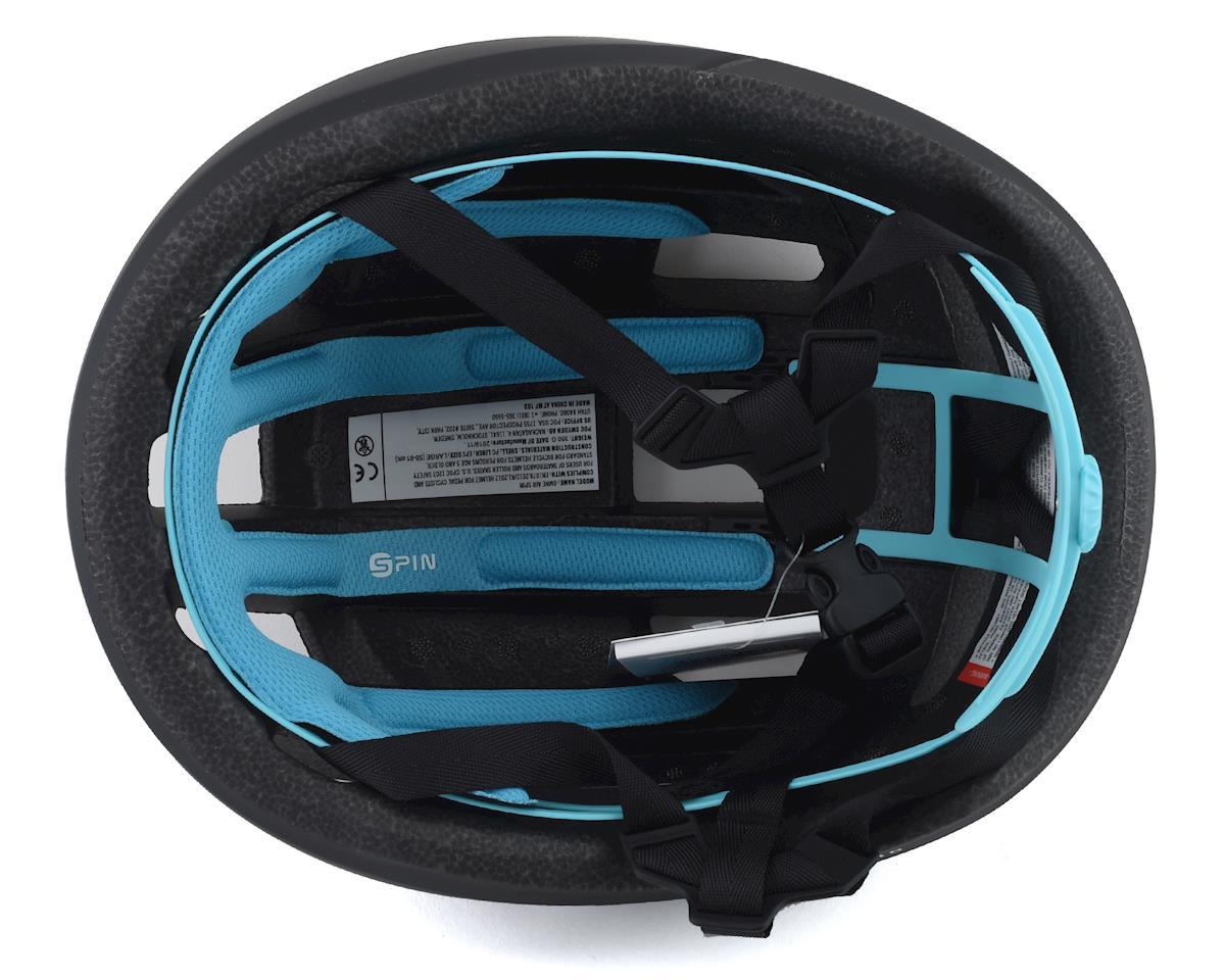 Poc Omne Air SPIN (Uranium Black/Kalkopyrit Blue Matte) (S)