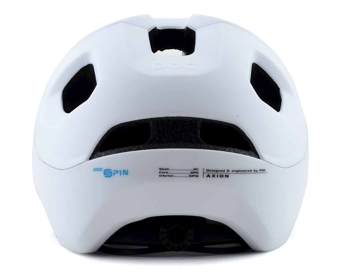 Poc Axion SPIN Helmet (Matte White) (XL/XXL)