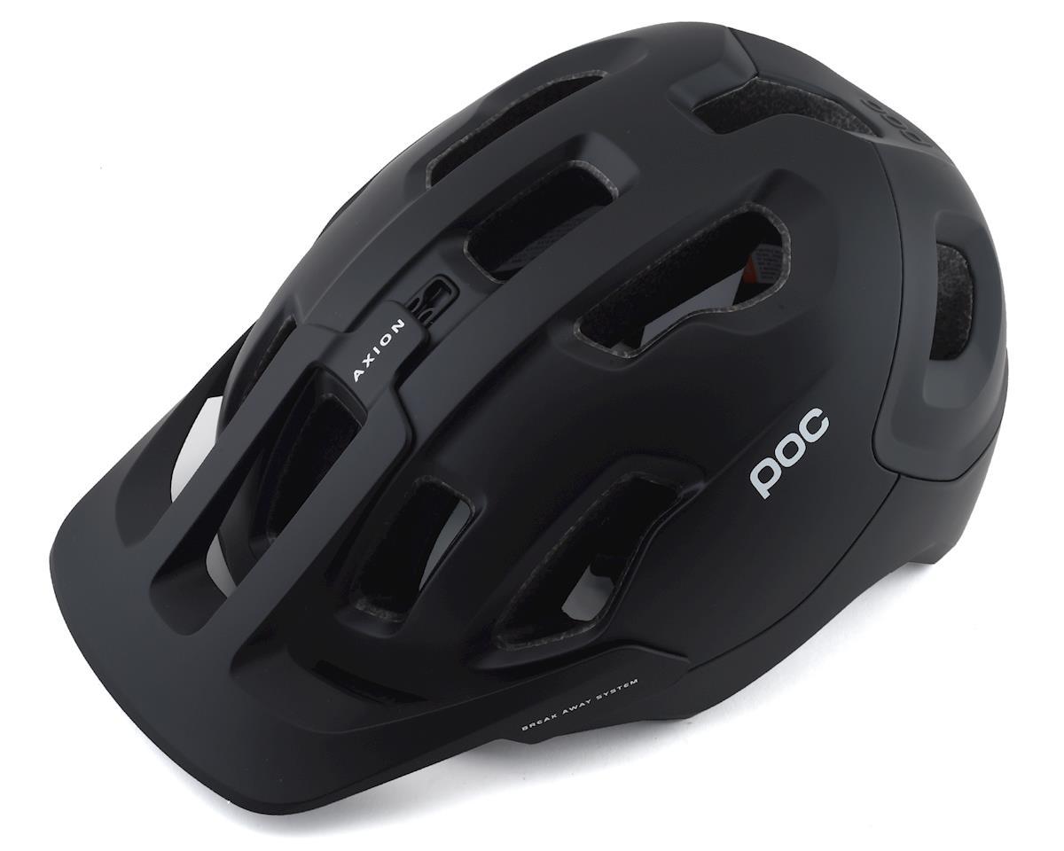 Poc Axion SPIN Helmet (Matte Black) (M/L)