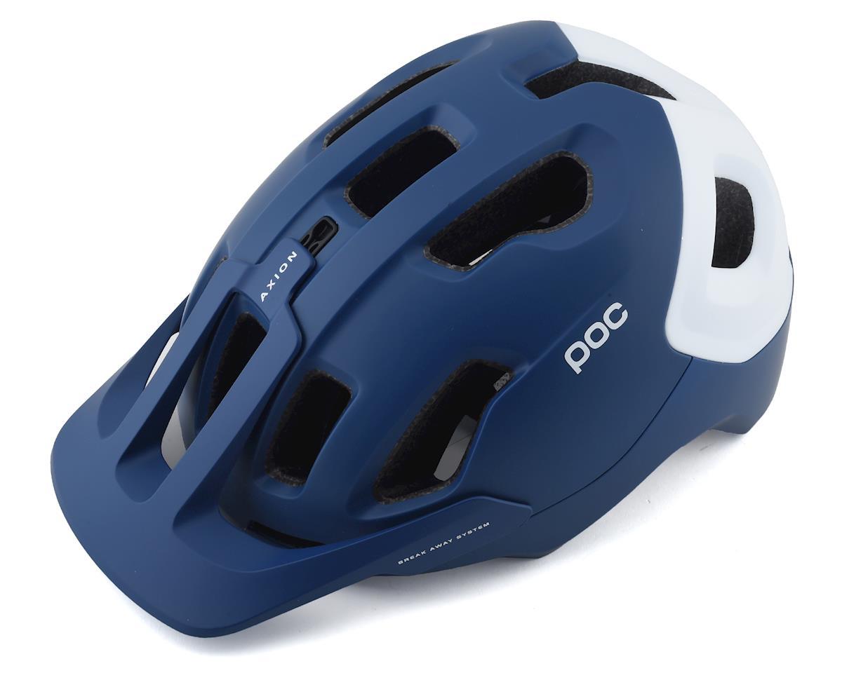 Poc Axion SPIN Helmet (Lead Blue Matte) (M/L)