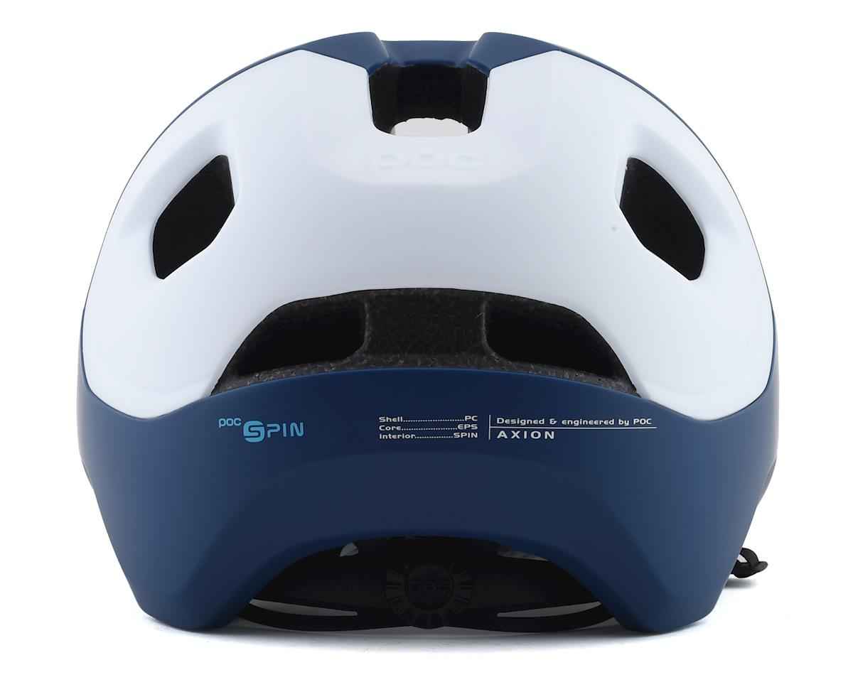 Image 2 for Poc Axion SPIN Helmet (Lead Blue Matte) (XS/S)