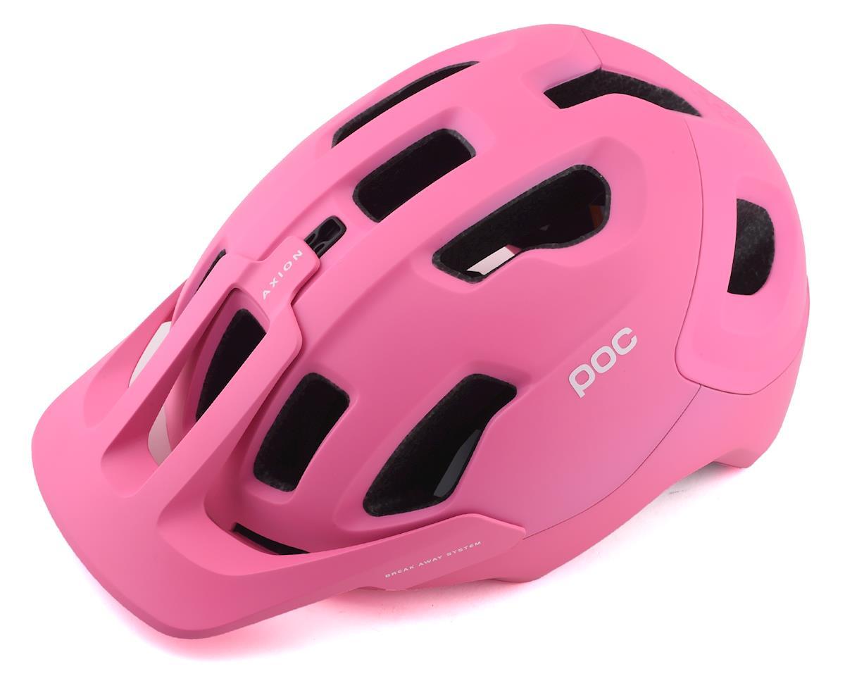Poc Axion SPIN Helmet (Actinium Pink Matte) (M/L)