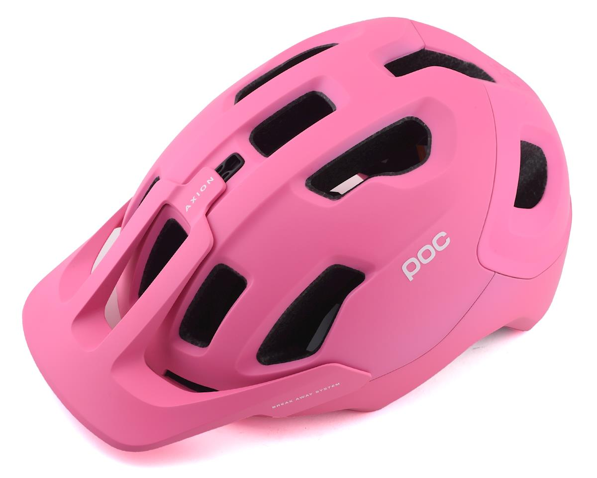 Image 1 for Poc Axion SPIN Helmet (Actinium Pink Matte) (XL/XXL)