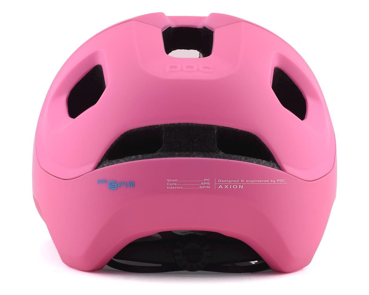 Image 2 for Poc Axion SPIN Helmet (Actinium Pink Matte) (XL/XXL)