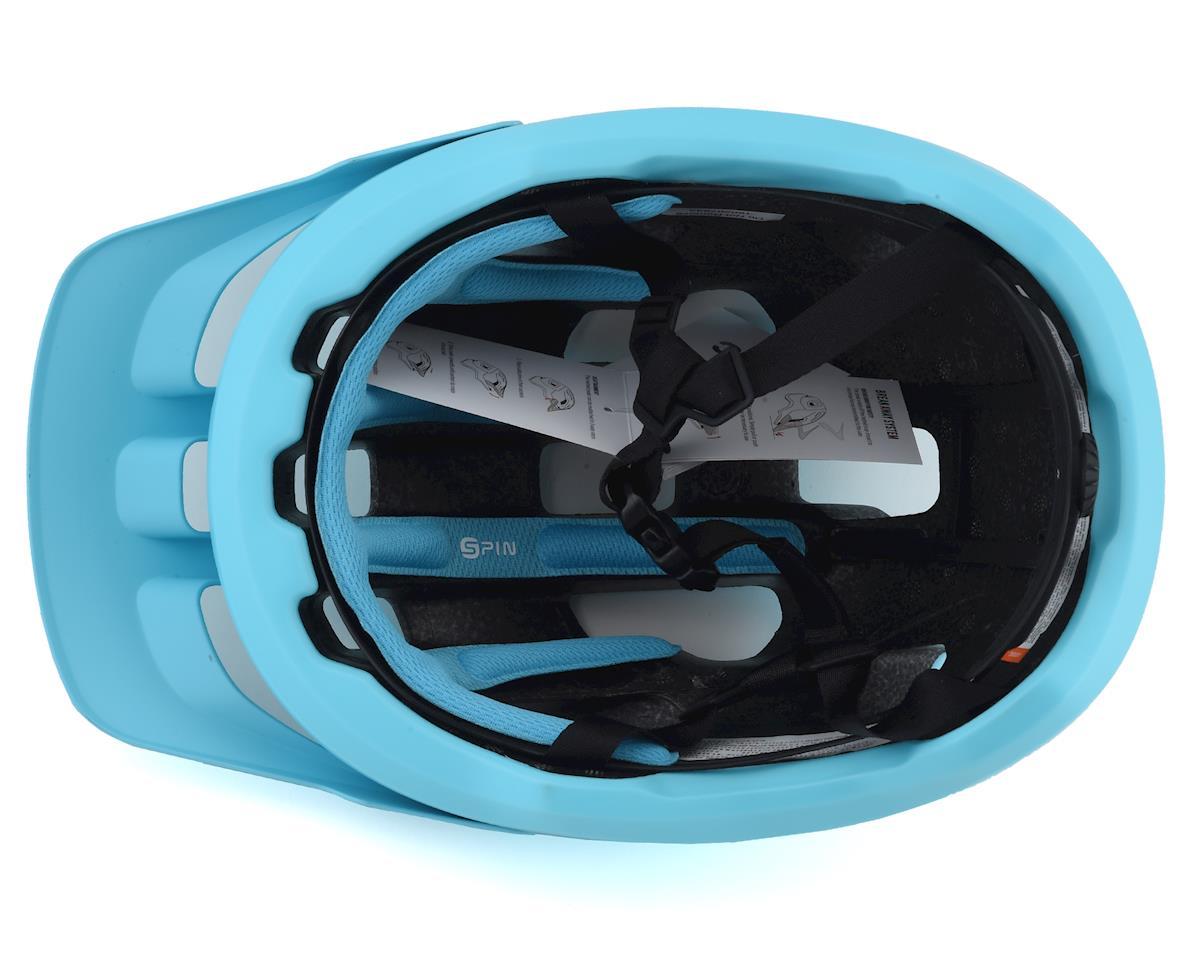Image 3 for Poc Axion SPIN Helmet (Kalkopyrit Blue Matte) (M/L)