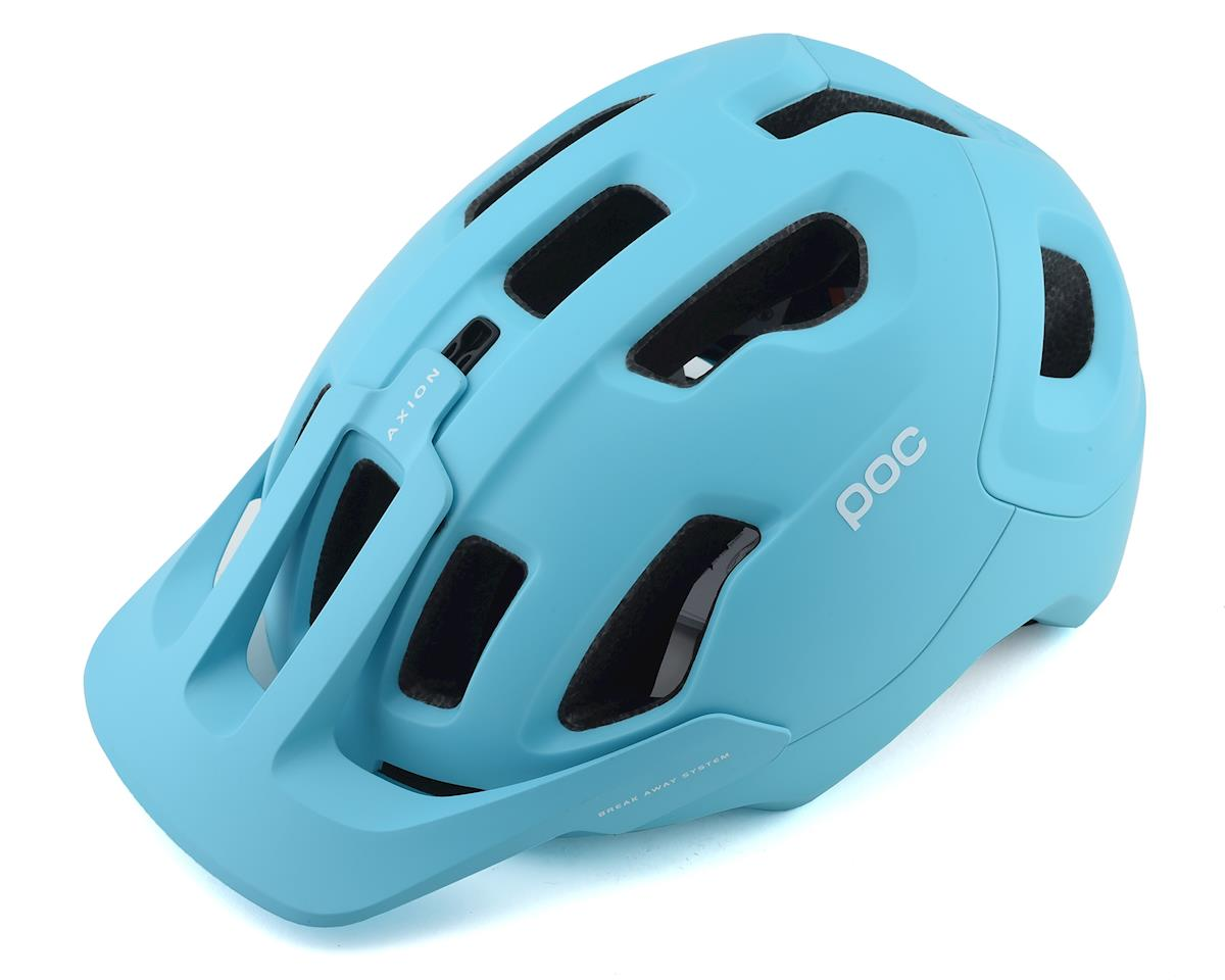 Poc Axion SPIN Helmet (Kalkopyrit Blue Matte) (XL/XXL)