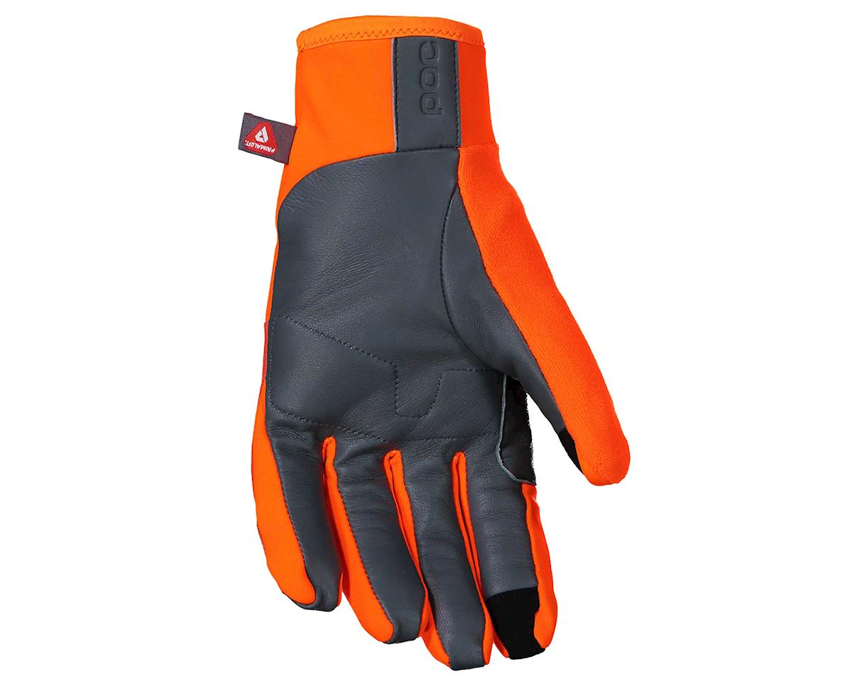 Image 2 for Poc Thermal Glove (Zink Orange) (M)