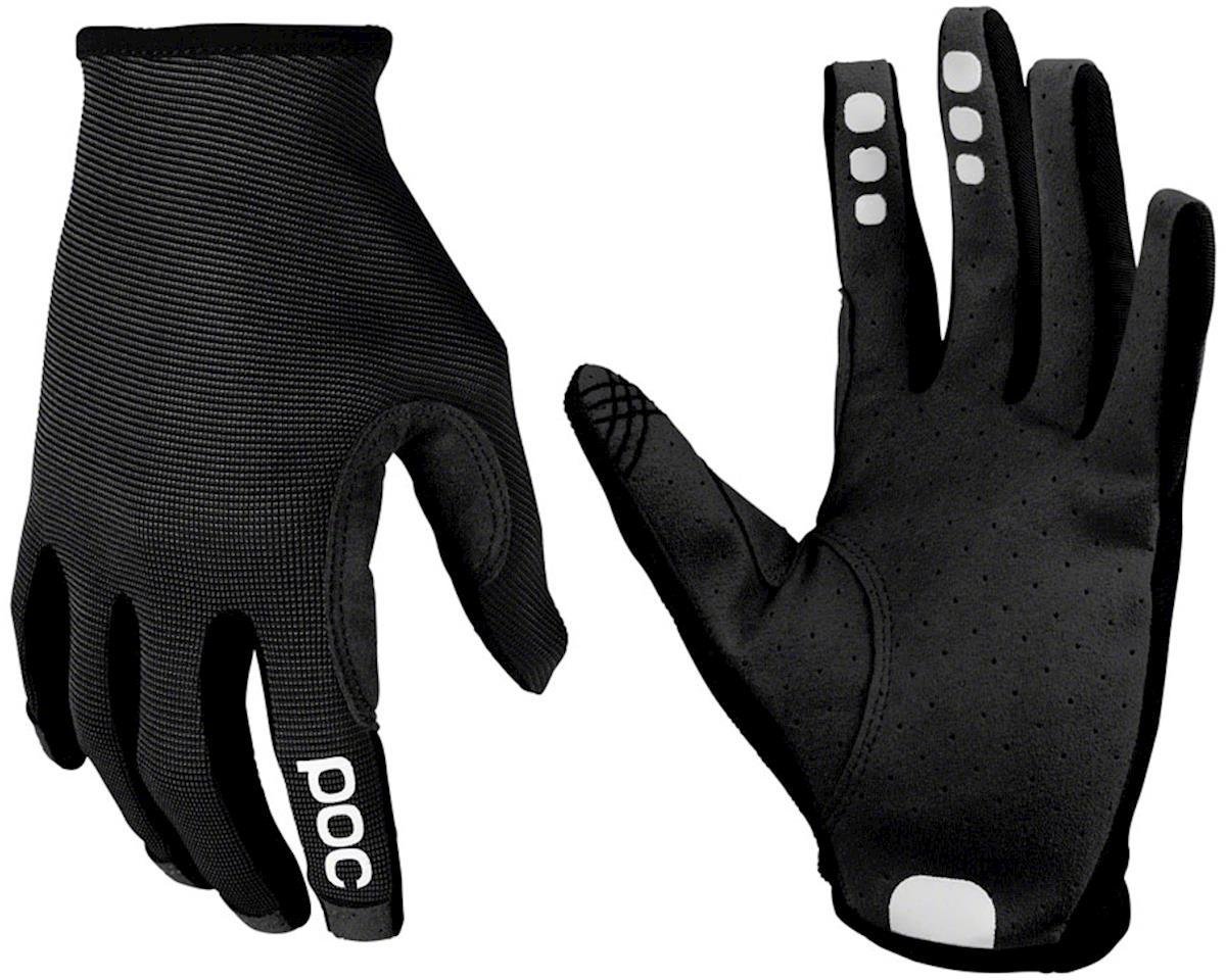 Poc Resistance Enduro Full Finger Glove (Uranium Black/Uranium Black)