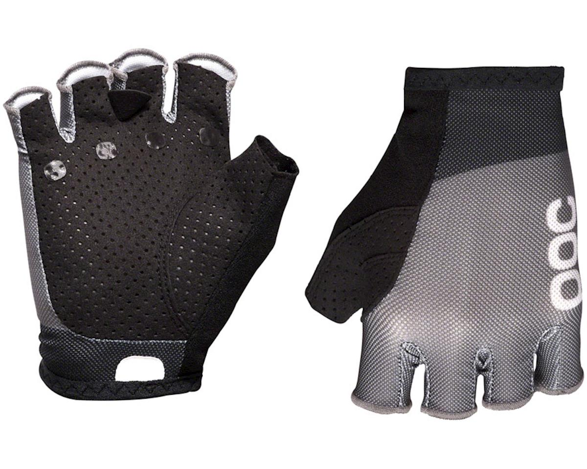 Poc Essential Road Light Short Finger Gloves (Uranium Black)