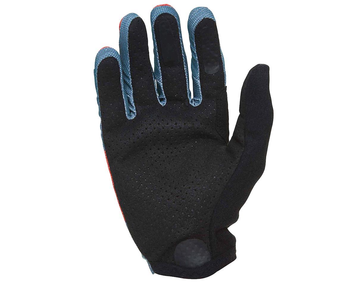 Image 2 for Poc Essential Mesh Glove (Cubane Blue/Prismane Red) (S)
