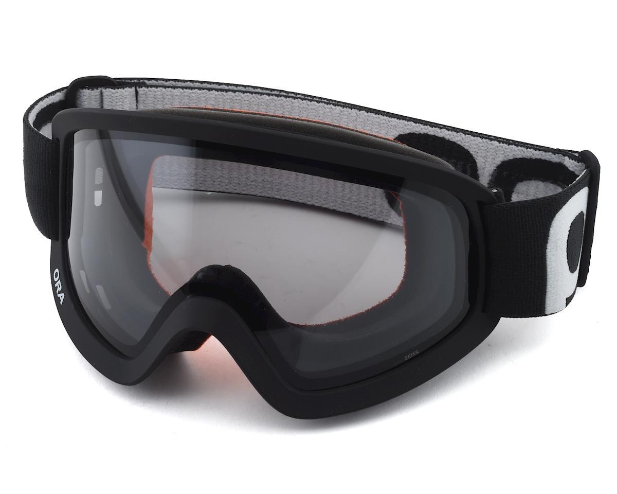 POC Ora Goggles: Black One Size