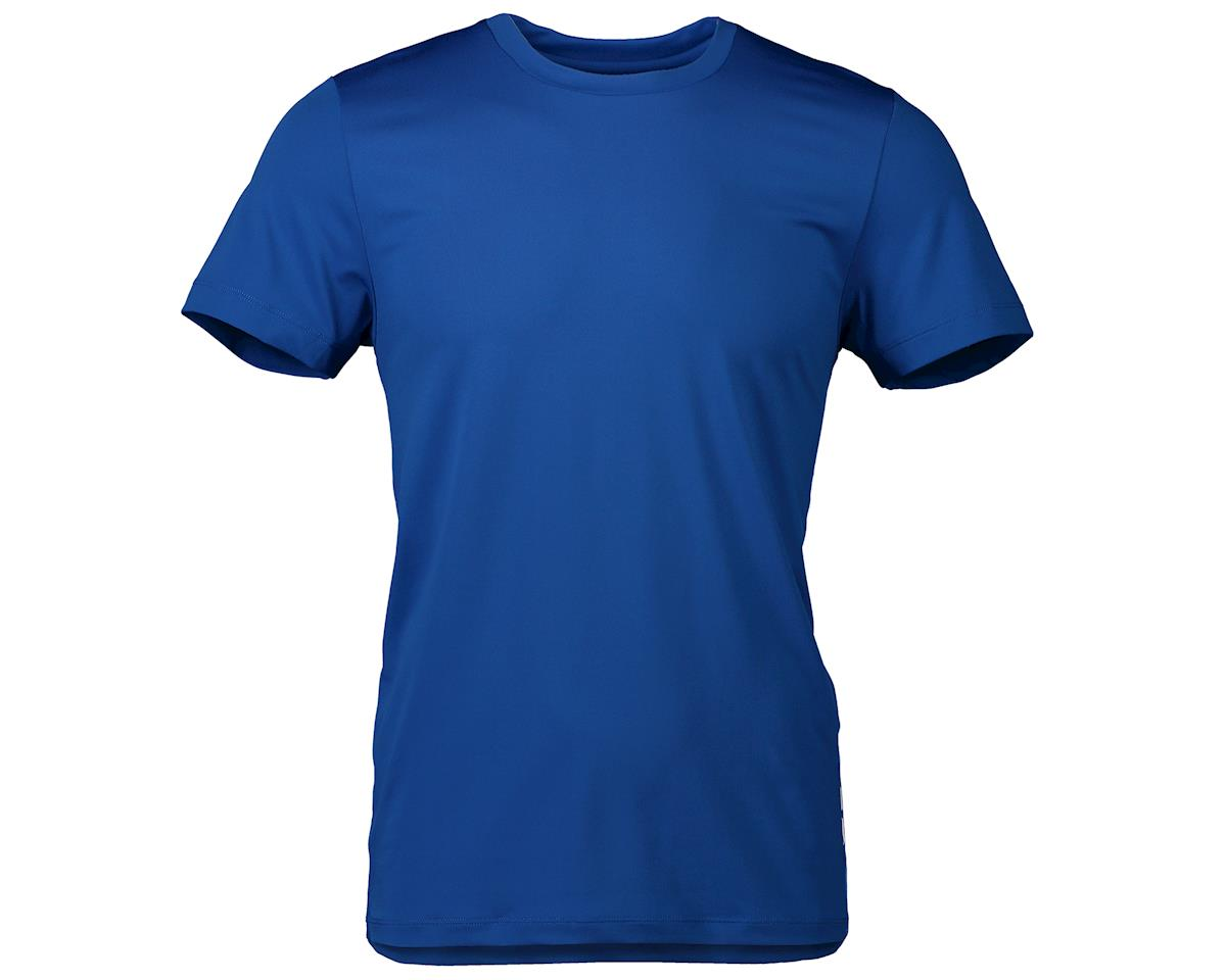 Poc Essential Enduro Light Tee (Light Azurite Blue) (L)