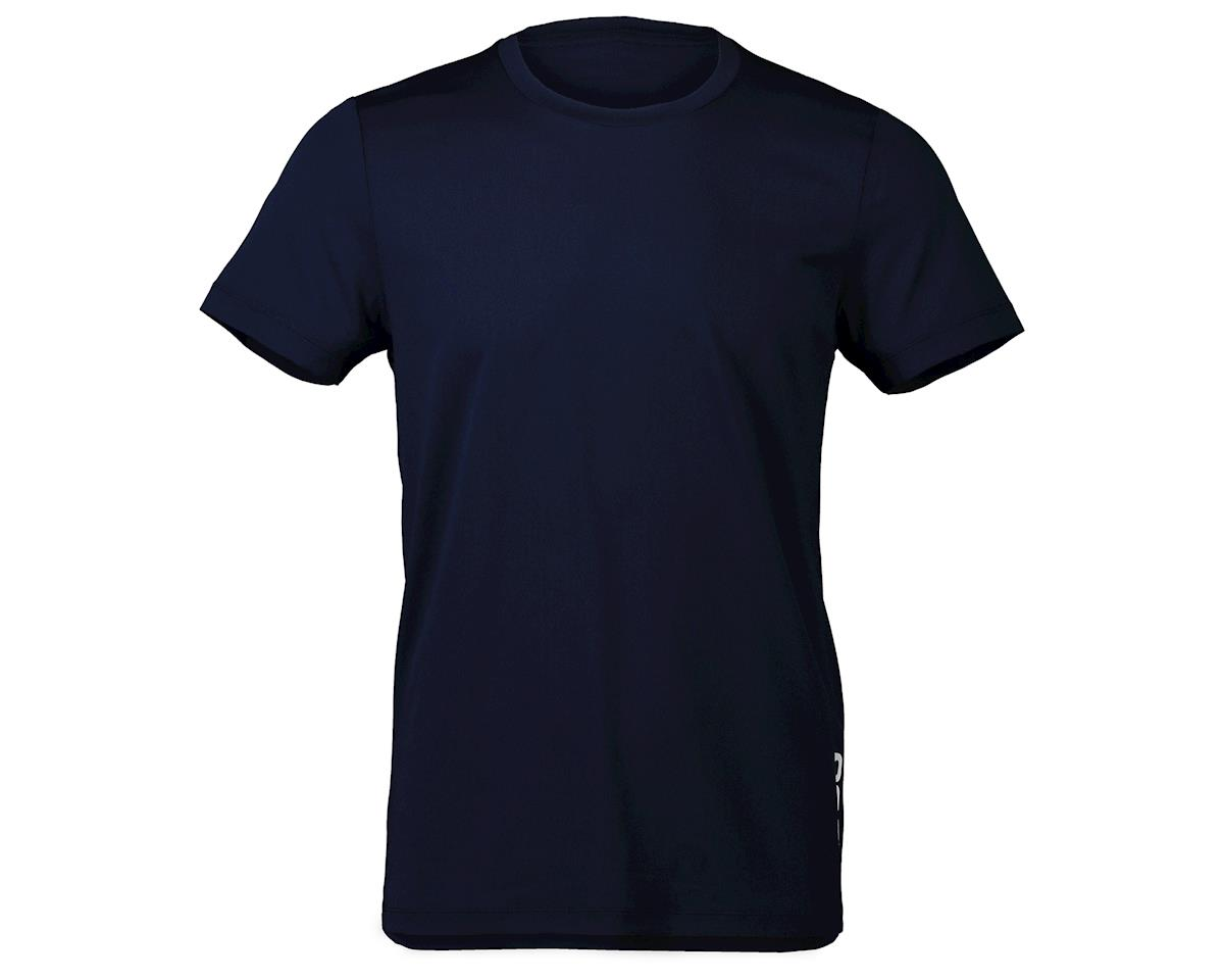 Poc Essential Enduro Light Tee (Turmaline Navy) (XS)