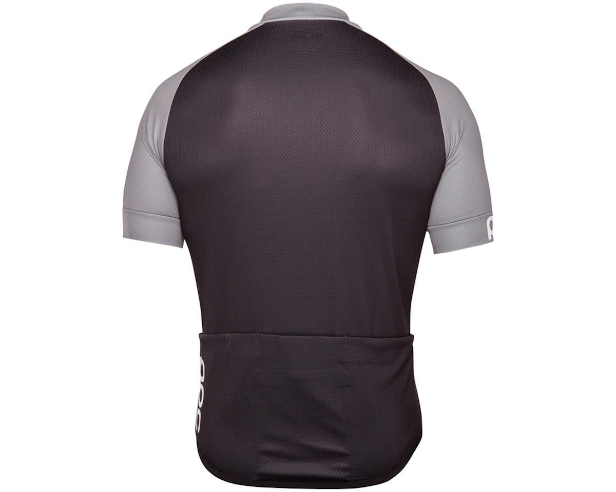 Image 2 for Poc Essential XC Zip Tee Men's Jersey (Steel Gray) (M)