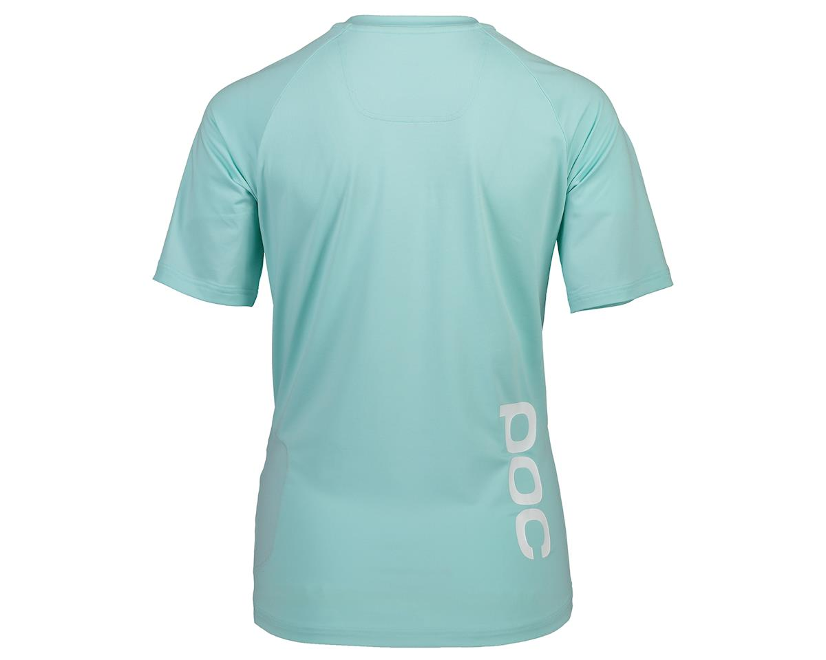 Poc Essential MTB Women's Tee (Light Kalkopyrit Blue) (S)