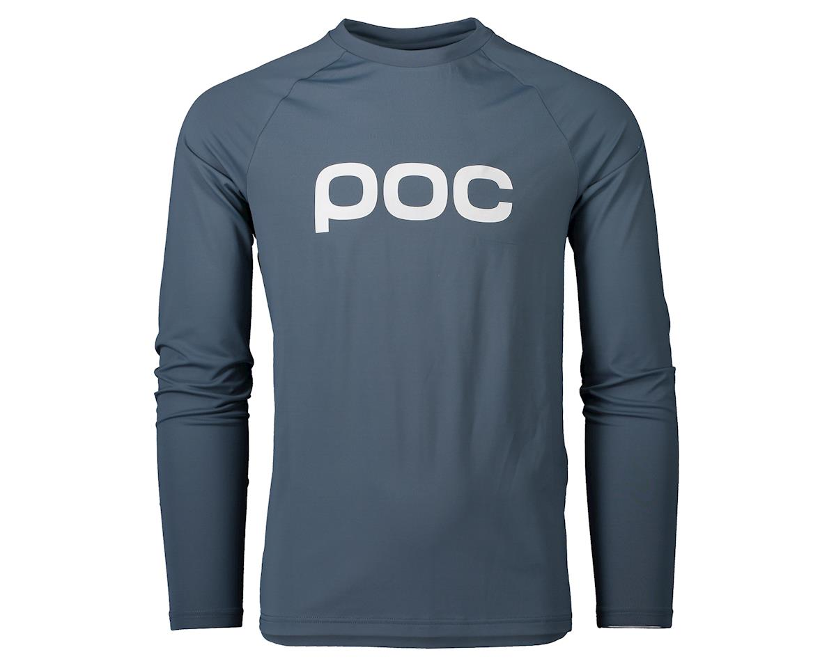 Poc Essential Enduro Jersey (Calcite Blue) (M)