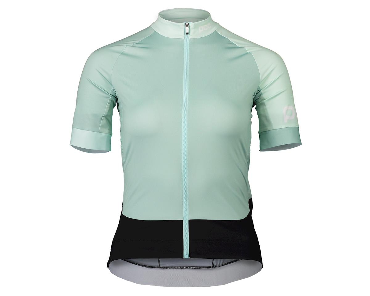 Poc Essential Road Women's Jersey (Apophyllite Multi Green) (XS)
